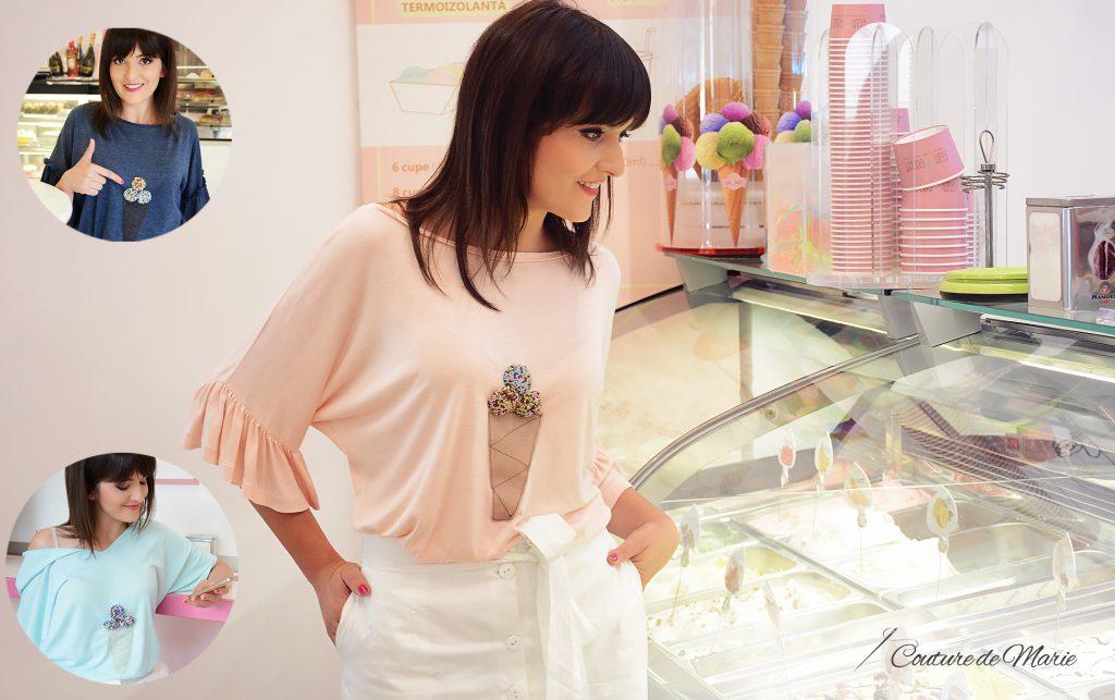 tricouri dulci bonbons
