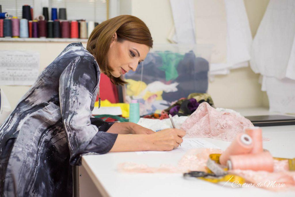 atelier creatie vestimentara couture de marie