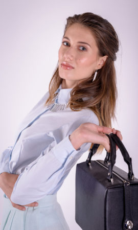 Blue Shirt_Couture de Marie (4)