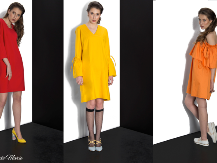 Culorile puternice – trendul anului 2017 in fashion