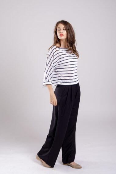 bluza pulover stripeddream