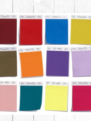 Ce culori se poartă în sezonul de toamnă/iarnă 2018 - 2019