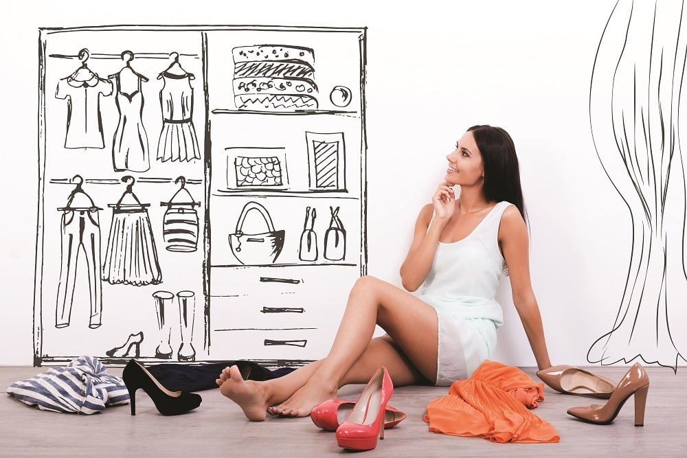 reorganizare garderoba