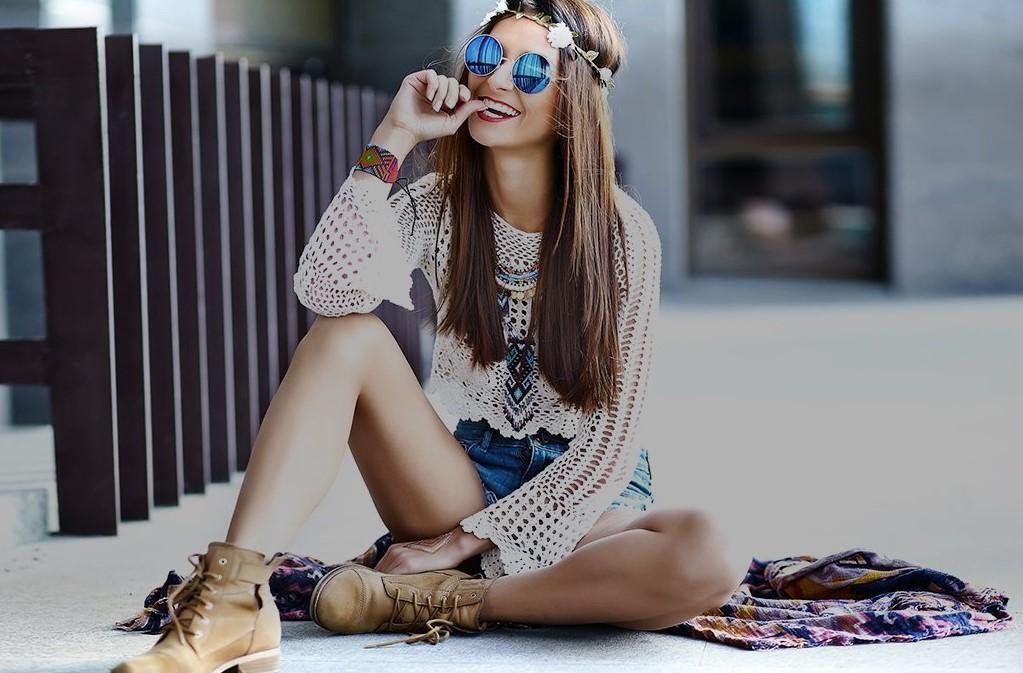 stilul vestimentar boho chic